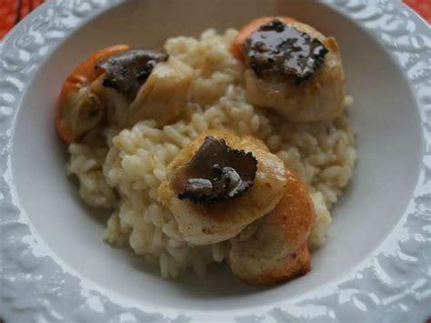 cuisiner les coquilles st jacques avec corail recettes de coquilles jacques 6