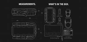 Noco - 2000a Lithium Jump Starter
