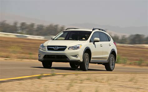 2018 Subaru Xv Crosstrek 20i Premium First Test Motor Trend