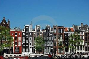 Häuser In Holland : amsterdam kanal h user lizenzfreies stockfoto bild 9486885 ~ Watch28wear.com Haus und Dekorationen