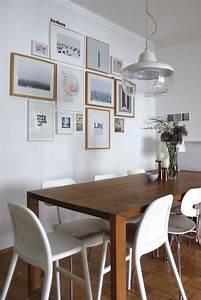 Fotos Aufhängen Ideen : bilderwand esszimmer i diningroom pinterest ~ Lizthompson.info Haus und Dekorationen