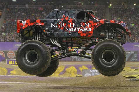 monster truck jam com maple leaf monster jam comes to vancouver saturday