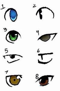 Simple anime eyes! | Art | Pinterest | Simple anime, Eyes ...