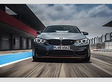 2016 BMW M4 GTS Driving taking on the Nurburgring
