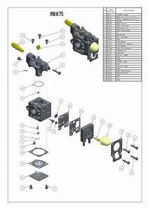 Echo Pb 200 Parts Diagram