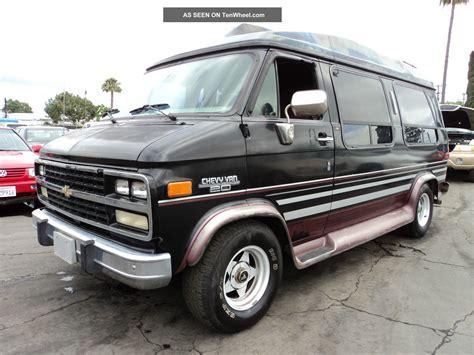 1993 Chevy Van 20