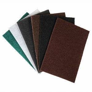 NON-WOVEN INDUSTRIAL-STRENGTH HAND PADS - Mercer Industries