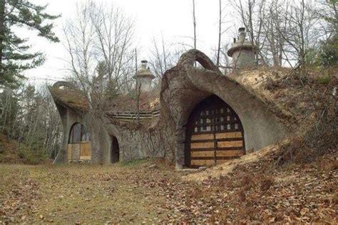 real life hidden wisconsin hobbit home   sale