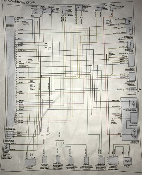 Mercede W210 Wiring Diagram by W210 Ac Page 2 Peachparts Mercedes