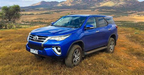 Review Toyota Fortuner by 2016 Toyota Fortuner Review Drive