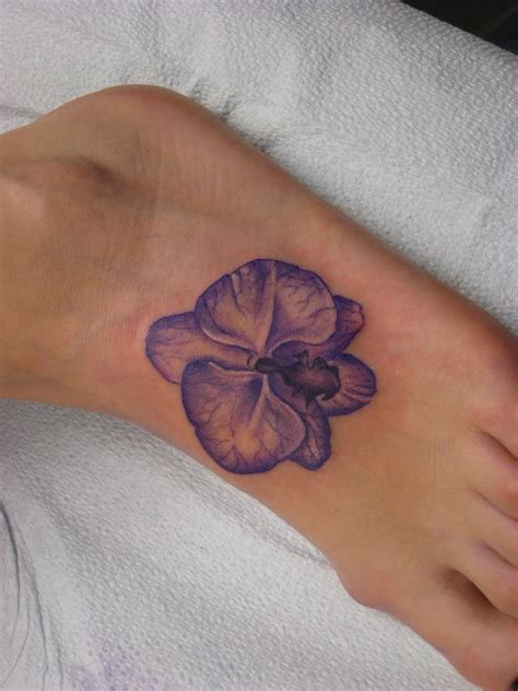 Orchid Tattoos Designs, Ideas And Meaning  Tattoos For You