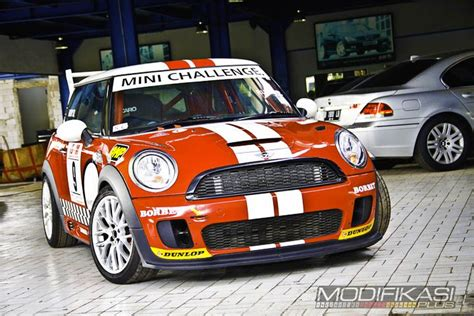 Modifikasi Mini Cooper Clubman by Mini Cooper R56 Modified Cars Modifikasi Mini Cooper R56