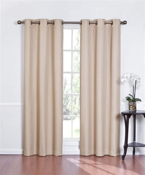 Kmart Eclipse Blackout Curtains by Thermal Foam Backed Curtain Keep Temperatures At Bay With