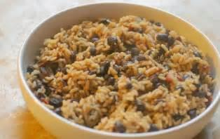Haitian Rice and Beans