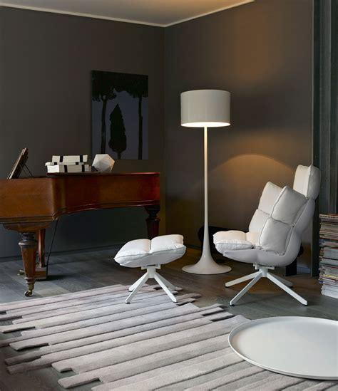 armchair husk bb italia design  patricia urquiola