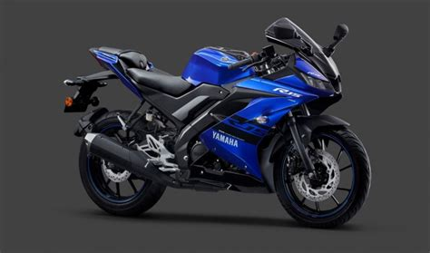 Yamaha R15 2019 Image by 2019 Yamaha Yzf R15 V3 0 Abs Launched At Inr 1 39 Lakh