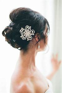 186 Best Elegant Wedding Hair Images On Pinterest Bridal