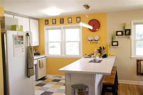 Wandfarbe Für Die Küche by Wandgestaltung F 252 R Die K 252 Che