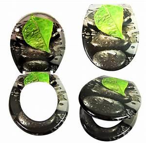 Toilettendeckel Bambus Absenkautomatik : wc sitz mit absenkautomatik grau ky89 hitoiro ~ Indierocktalk.com Haus und Dekorationen