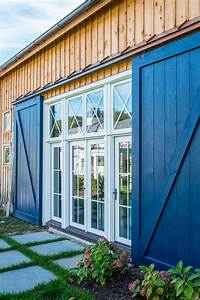 197 best barns images on pinterest old barns barns With barn house front doors