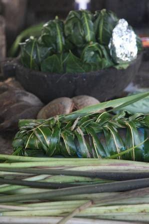 palusami  samoan staple polynesiacom blog