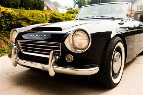 1966 Datsun Spl311 Roadster