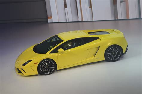 Refreshed Lamborghini Gallardo Revealed Car News Super