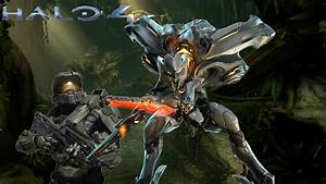 Halo 4 Wallpaper 1366x768 by TheLessImportantGuy on DeviantArt
