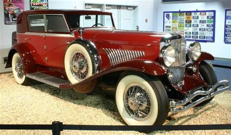 1930 Duesenberg Model J   Antique Car Magazine