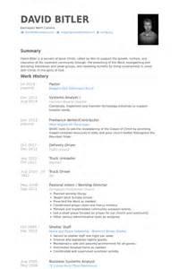 resume for pastor template pastor resume sles visualcv resume sles database