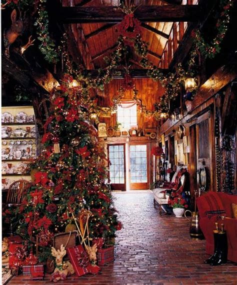 christmas decorating with horses gail claridge s country meadow equestrian ranch beautiful decor and