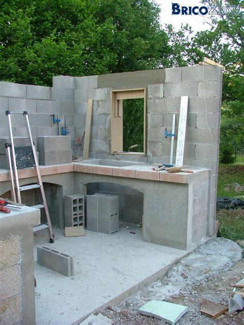 construire cuisine d été cuisine d 39 ete exterieure