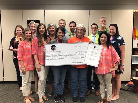 congratulations grant recipients katy news