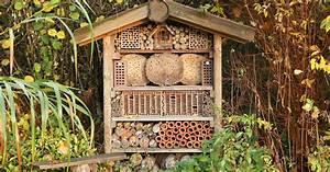 Tiere Im Insektenhotel : insektenhotel aufstellen mein sch ner garten ~ Whattoseeinmadrid.com Haus und Dekorationen