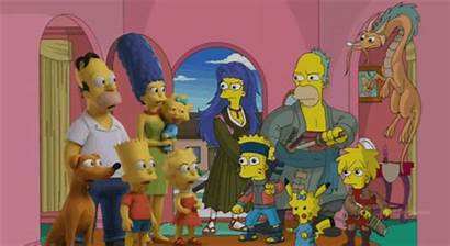 Simpsons Awesome Versions Cgi Alternate Horror Treehouse