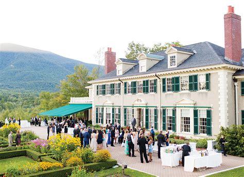 wedding venues  manchester vermont boston magazine