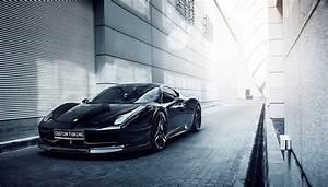 Ferrari 458 Noir : fonds d 39 ecran ferrari 458 italia vorsteiner noir voitures t l charger photo ~ Medecine-chirurgie-esthetiques.com Avis de Voitures