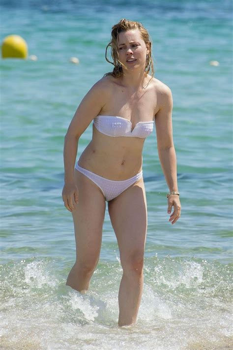 helle michaelsen bikini melissa george in bikini at a beach in st tropez gotceleb