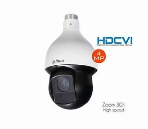 Camera Surveillance Infrarouge Vision Nocturne : cam ra d me motoris e ptz 4 mp vision nocturne 100m ~ Melissatoandfro.com Idées de Décoration