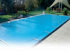 Bache À Barre Piscine : bache de piscine barre de s curit bache de piscine ~ Melissatoandfro.com Idées de Décoration