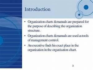 Organizational Charts  U0026 Manuals