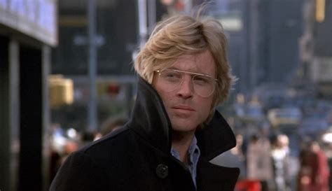 robert redford film style in film robert redford in three days of the condor