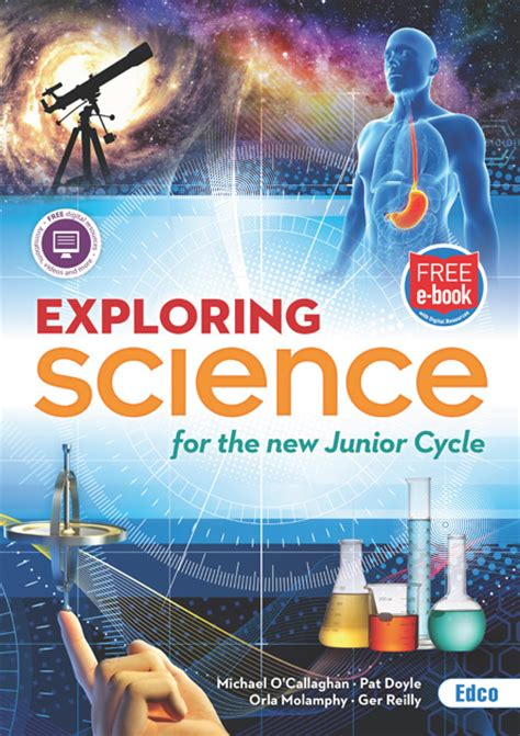 Exploring Science  For The New Junior Cycle (incl Student Portfolio & Free Ebook