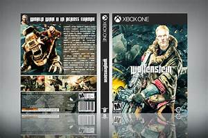 Wolfenstein: The New Order Xbox One Box Art Cover by edward91