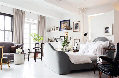 Tour Designer Vicente Wolf's Gorgeous NYC Loft – One Kings