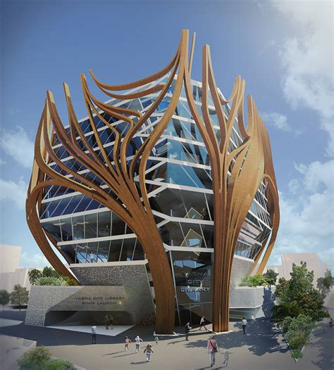 modern organic architecture  esacomp altair