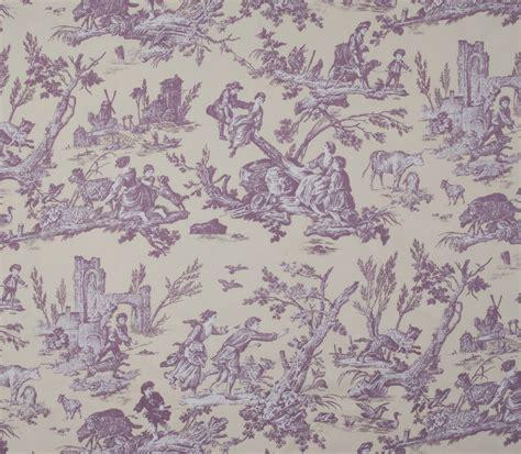 Fiorito Interior Design Fabric Toile De Jouy