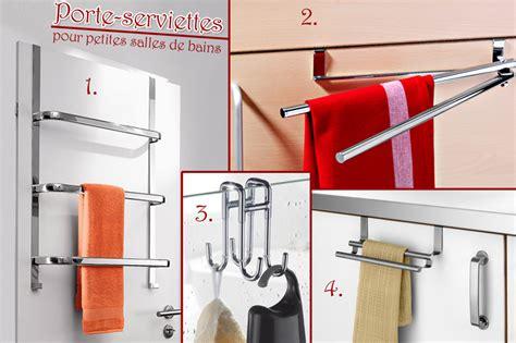 accroche serviette salle de bain porte serviettes pour chaque salle de bain cr 233 ez de l espace