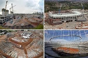Fußball Weltmeisterschaft 2014 Stadien : fu ball wm 2014 in brasilien in diesen zw lf stadien soll der ball rollen fu ball ~ Markanthonyermac.com Haus und Dekorationen