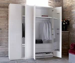 Kleiderschrank Mit Platz Für Fernseher : trendy wohnideen f r einen kleiderschrank und garderobe ~ Frokenaadalensverden.com Haus und Dekorationen